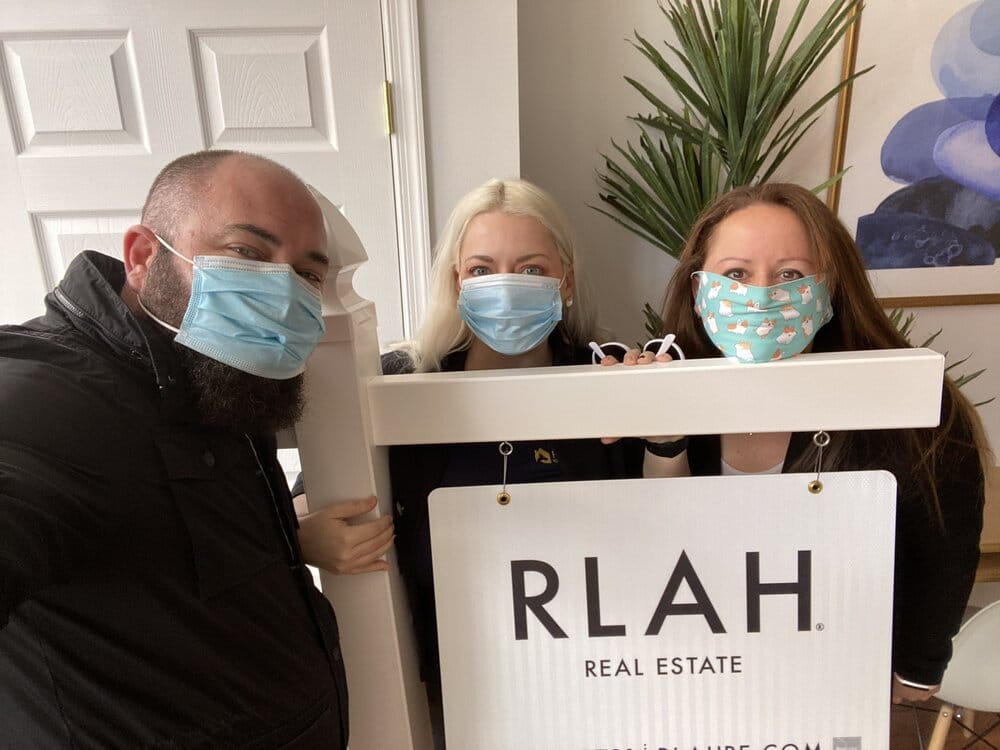 My Realtor® BFF's…We Haven't Stopped Working