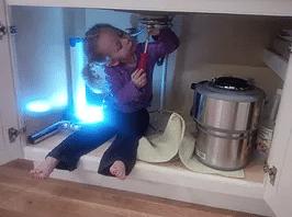 Starting them early! | Melissa Terzis real estate