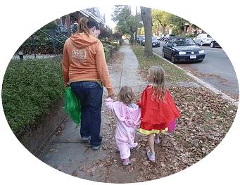 Melissa and her girls | Melissa Terzis real estate
