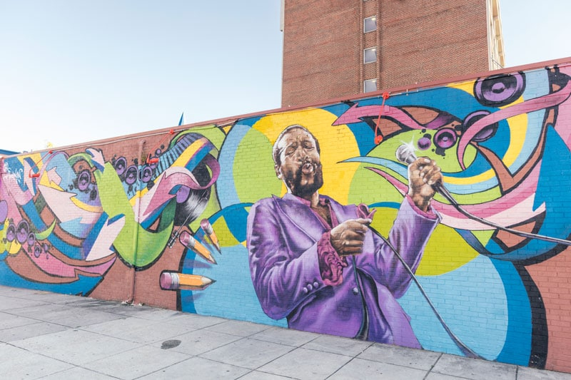 DC's Own Marvin Gaye: Amazing Artist, Lover of Love